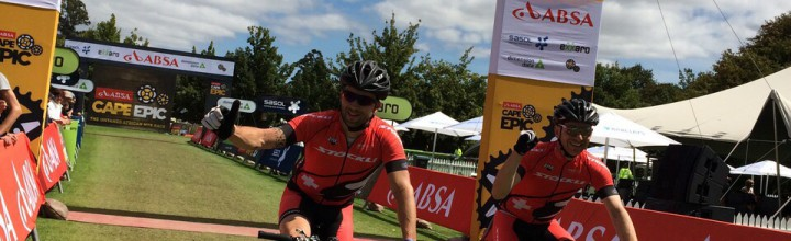 Cape Epic – Stage 2