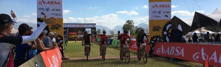 Cape Epic – Stage 3